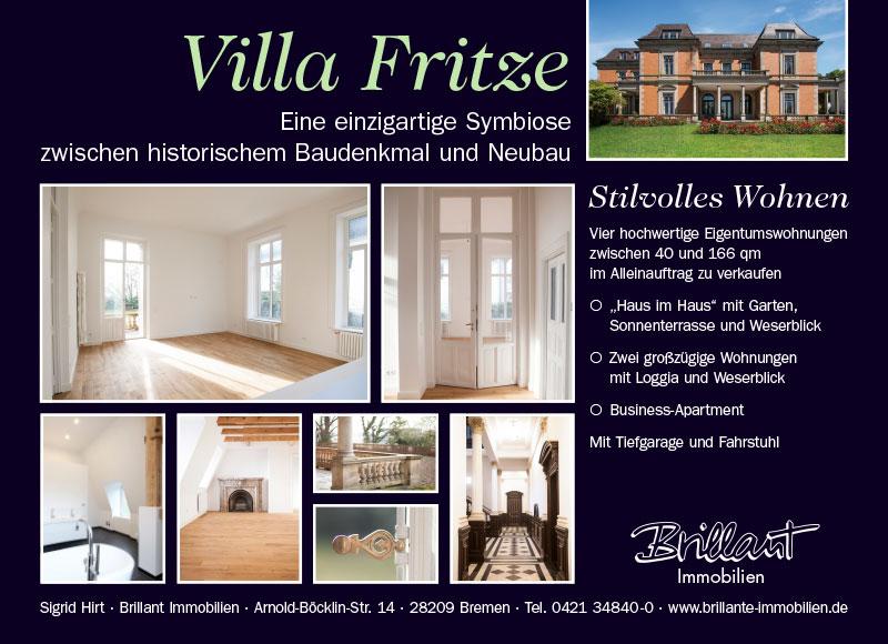 Villa Fritze